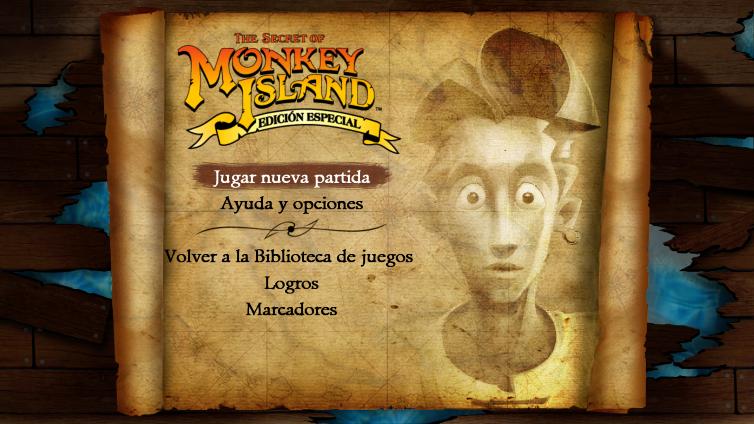 The Secret of Monkey Island: Special Edition Screenshot 4