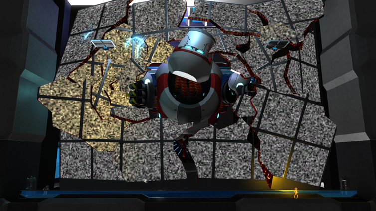 Splosion Man Screenshot 1