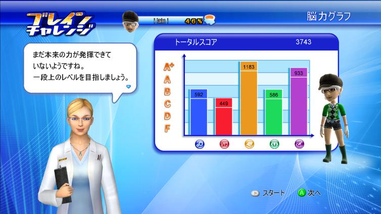 Brain Challenge Screenshot 2
