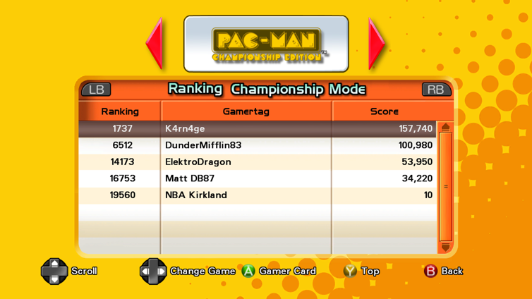 Pac-Man Museum Screenshot 4