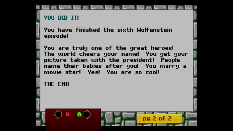 Wolfenstein 3D Screenshot 3