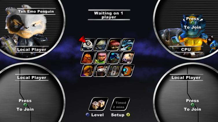 Small Arms Screenshot 1