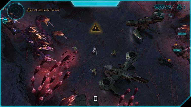 Halo: Spartan Assault Screenshot 3