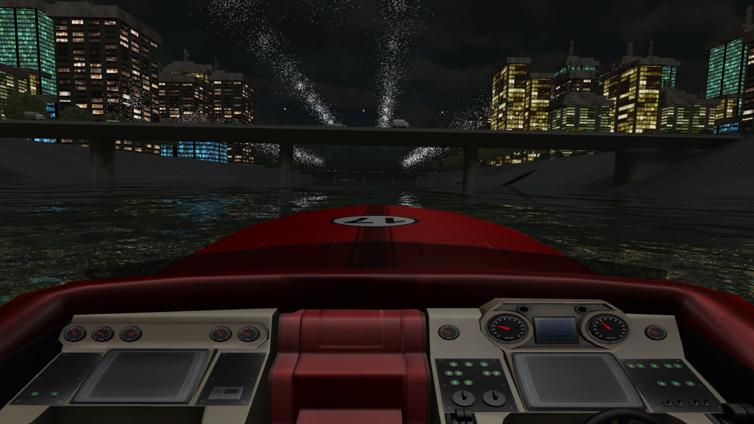 Speedboat Challenge Screenshot 1