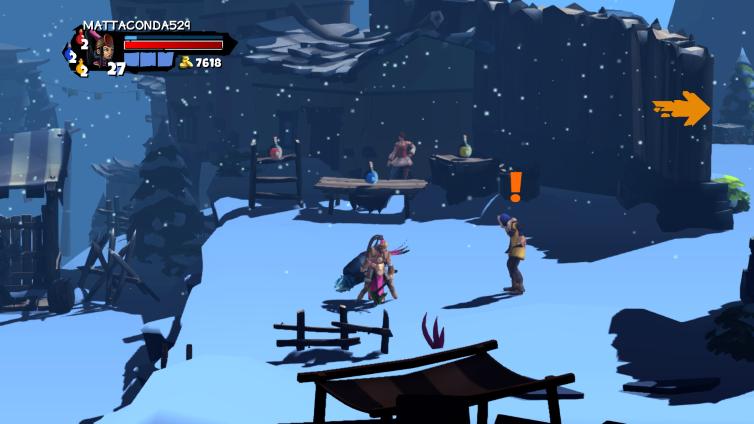 Sacred Citadel Screenshot 3