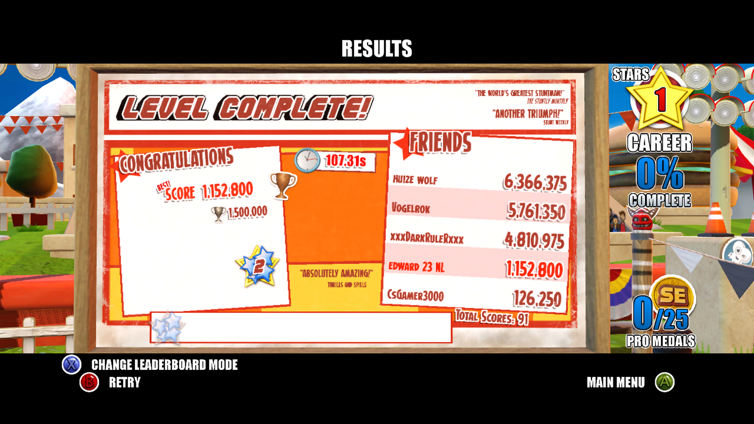Joe Danger: Special Edition Screenshot 4