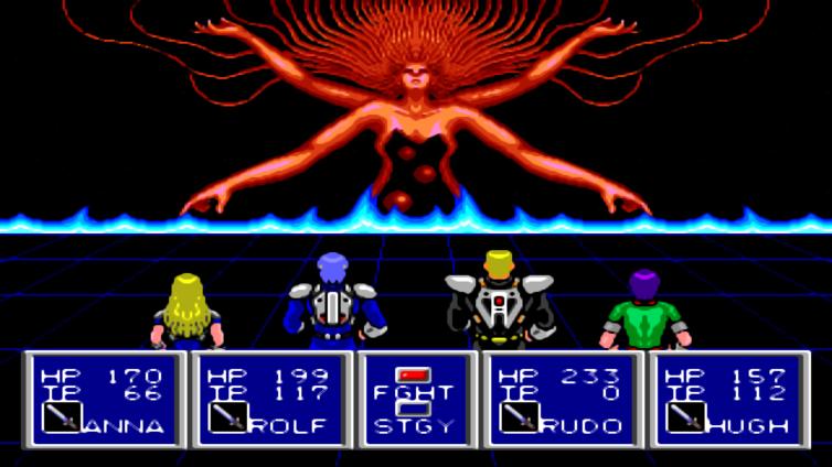 Phantasy Star II Screenshot 2