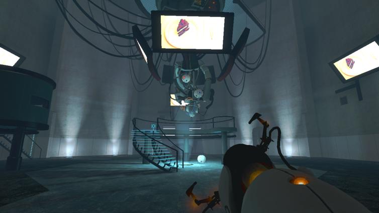 Portal: Still Alive Screenshot 2