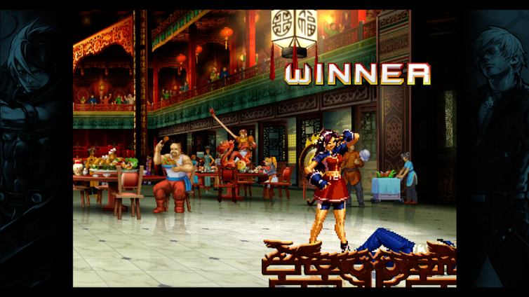 The King of Fighters 2002 Unlimited Match Screenshot 3