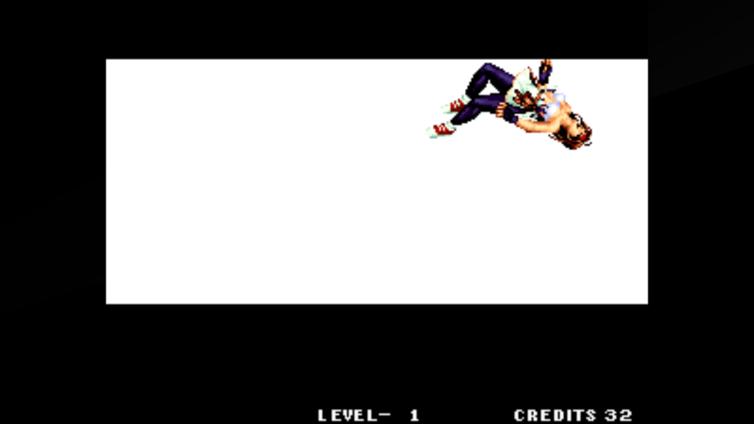 ACA NEOGEO THE KING OF FIGHTERS '94 Screenshot 4