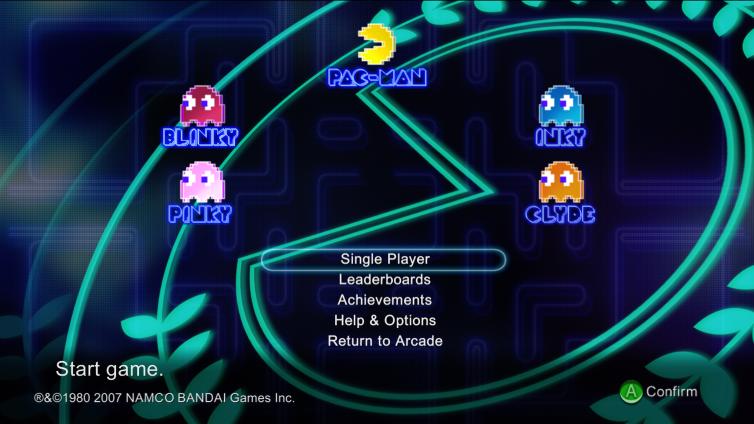 Pac-Man Championship Edition Screenshot 2