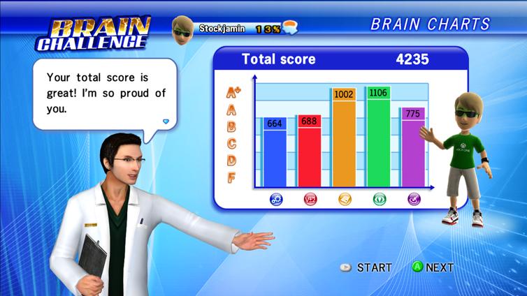 Brain Challenge Screenshot 4