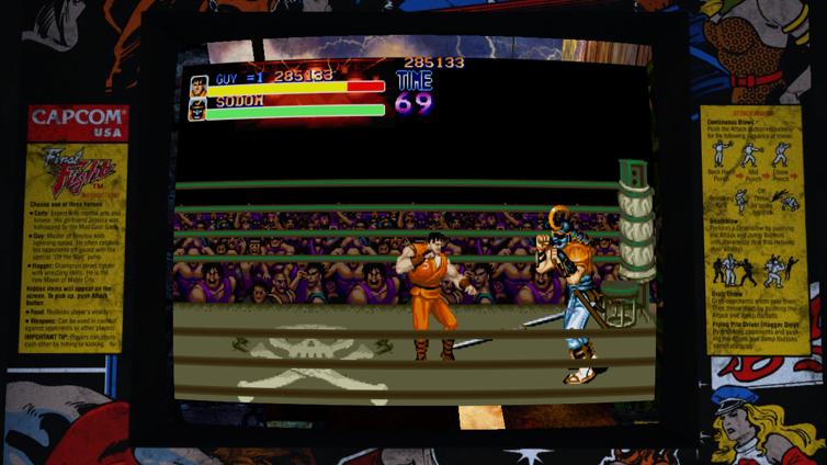 Final Fight: Double Impact Screenshot 3