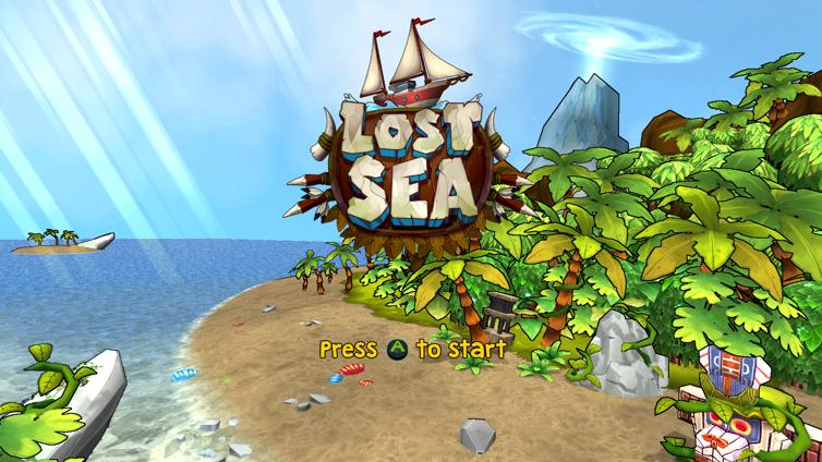 Lost Sea Screenshot 2