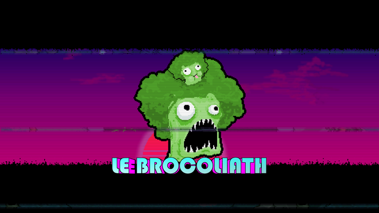 The Walking Vegetables: Radical Edition Screenshot 3