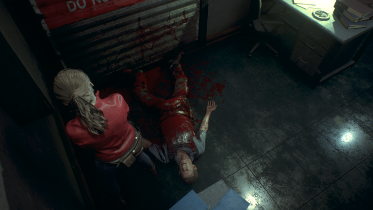 Resident Evil 2: Z Version Screenshot 1