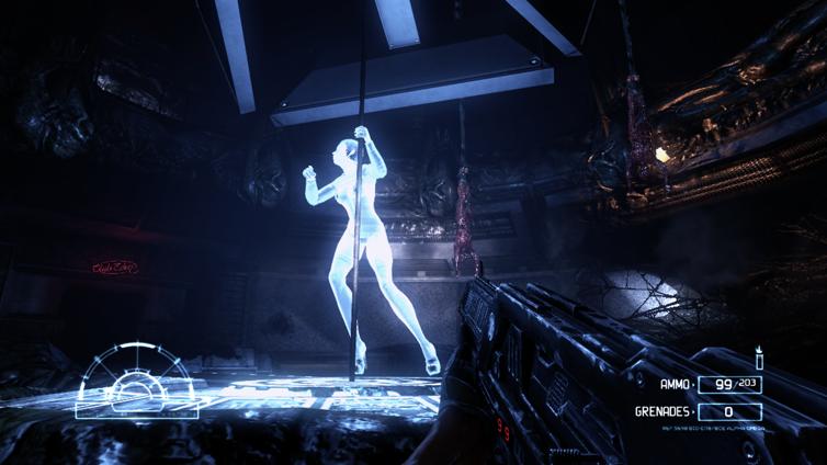 Aliens vs. Predator Screenshot 4