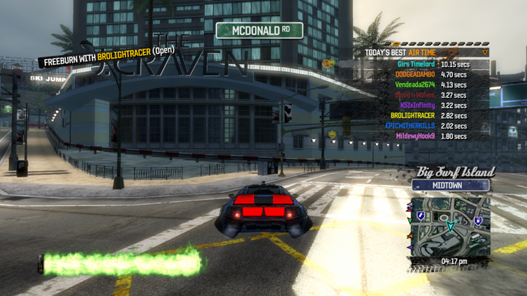 Burnout Paradise Screenshot 2