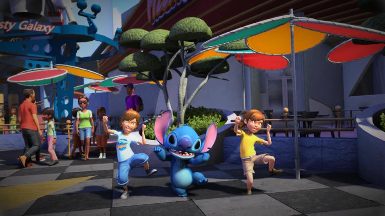 Disneyland Adventures Screenshot 2