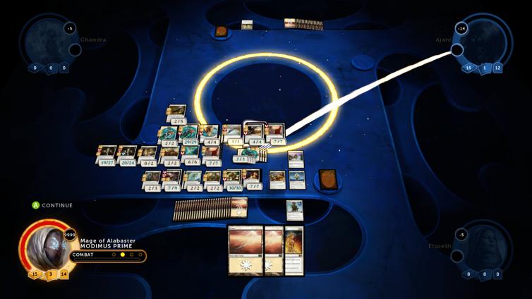 Magic 2014 - Duels of the Planeswalkers Screenshot 2