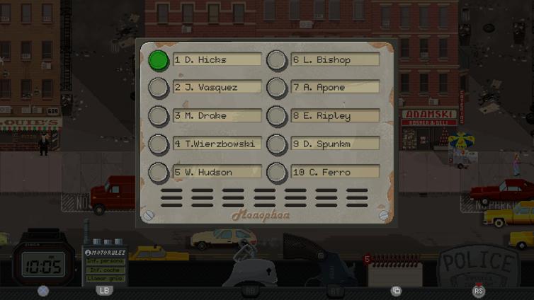 Beat Cop Screenshot 1