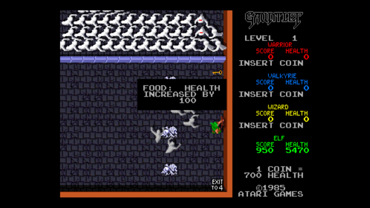 Midway Arcade Origins Screenshot 1
