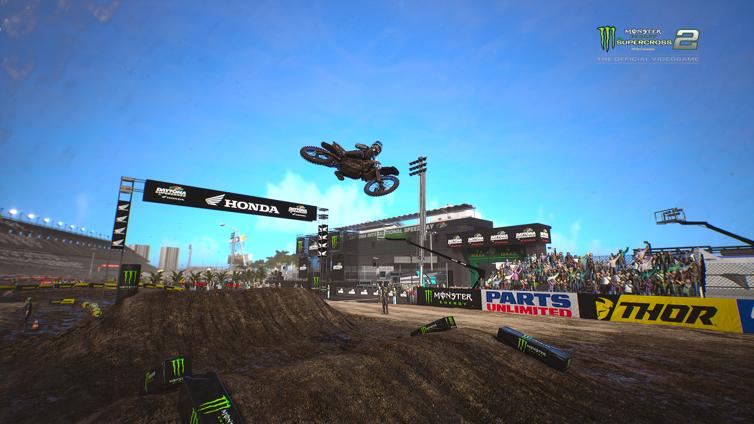 Monster Energy Supercross 2 - The Official Videogame Screenshot 1