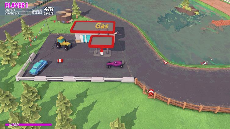 Wheelspin Frenzy Screenshot 4