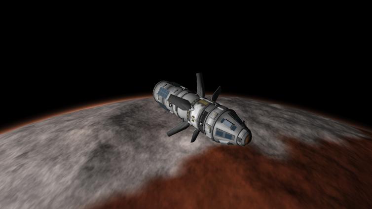 Kerbal Space Program Screenshot 1