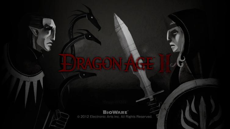 Dragon Age II (JP) Screenshot 3