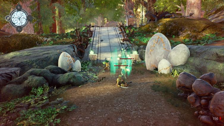 Eternity: The Last Unicorn Screenshot 1