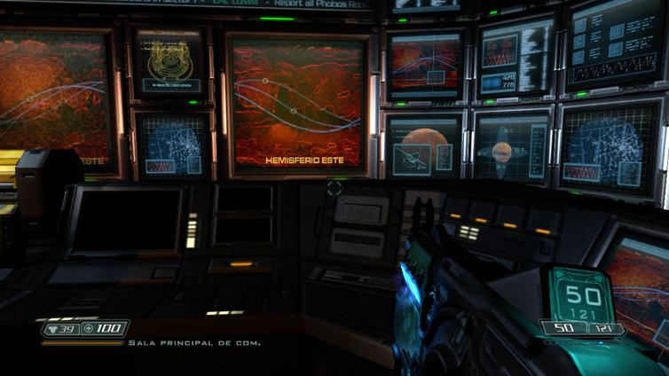 DOOM 3 BFG Edition Screenshot Preview
