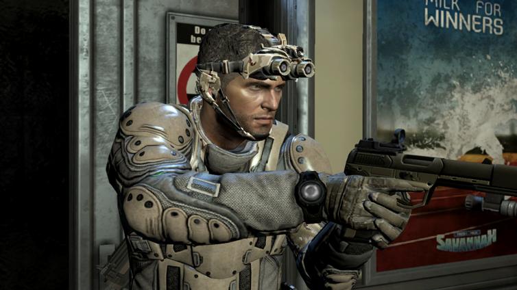 Tom Clancy's Splinter Cell Blacklist Screenshot 2