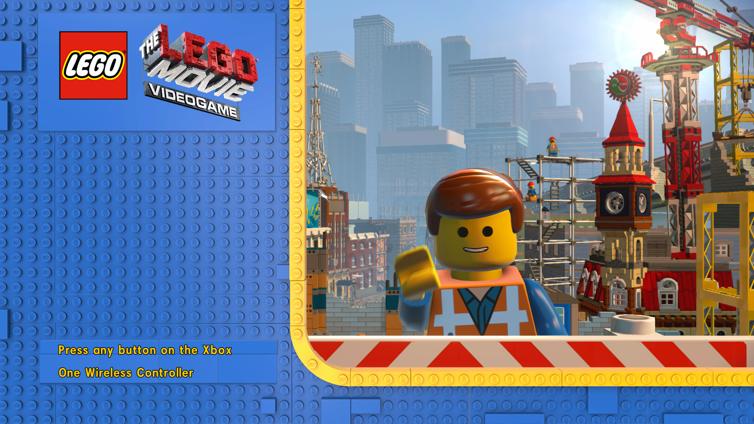 The LEGO Movie Videogame Screenshot 1