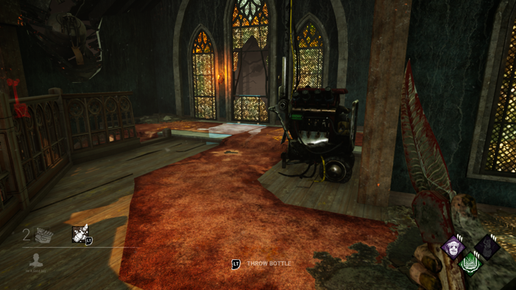 Campbell's Chapel Legacy Achievement in Dead by Daylight