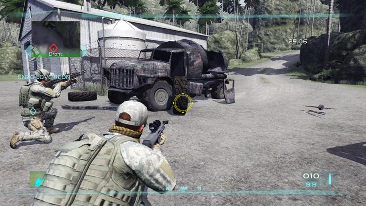 Tom Clancy's Ghost Recon Advanced Warfighter 2 Screenshot 4