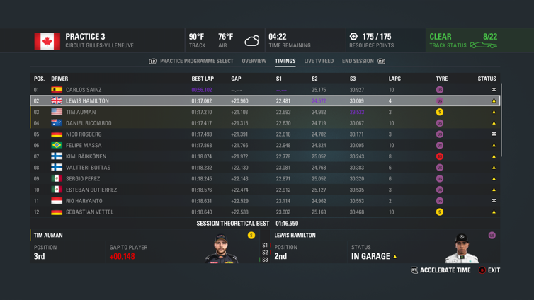 F1 2016 Screenshot 4