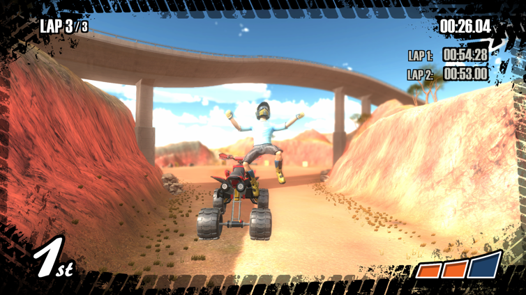 ATV Renegades Screenshot 1