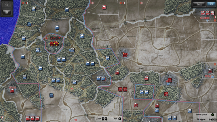 Drive on Moscow Screenshot 1