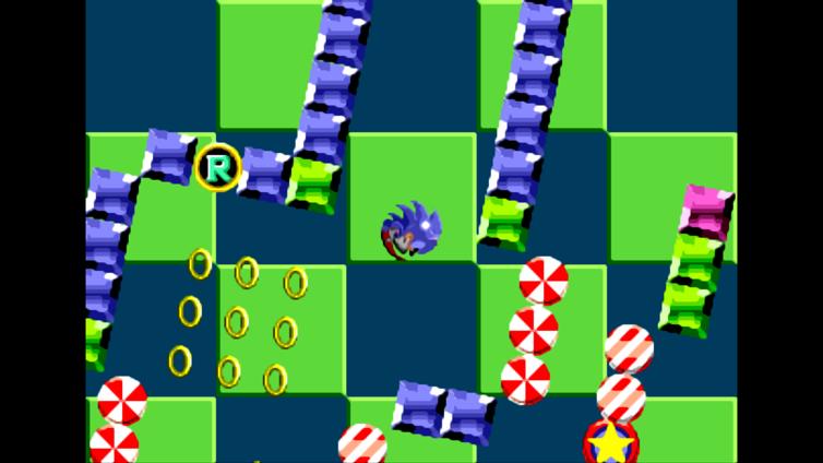 Sonic The Hedgehog (Arcade) Screenshot 2