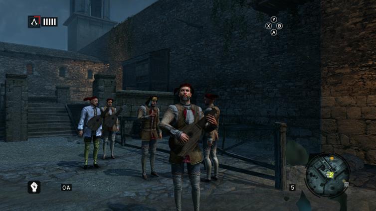 Assassin's Creed: Revelations Screenshot 2