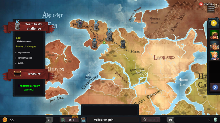 Dungeon Rushers Screenshot 2