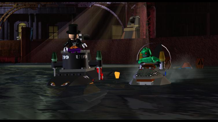 LEGO Batman Screenshot 3