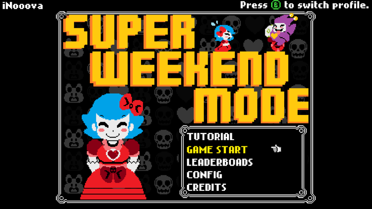 Super Weekend Mode Screenshot 2