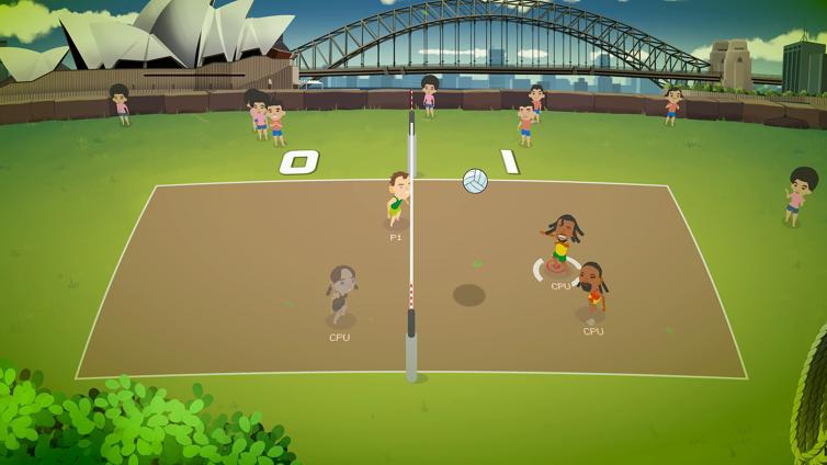 Super Volley Blast Screenshot 1