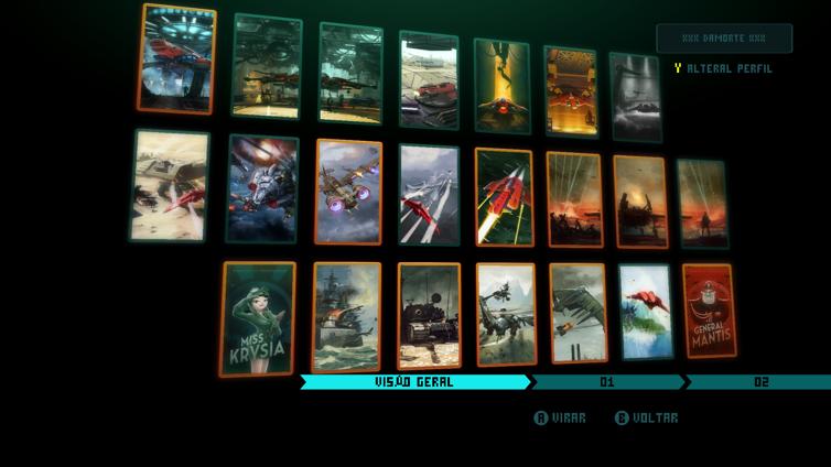 Sky Force Anniversary Screenshot 2