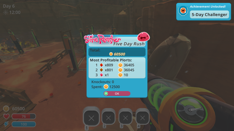 Slime Rancher News, Achievements, Screenshots and Trailers