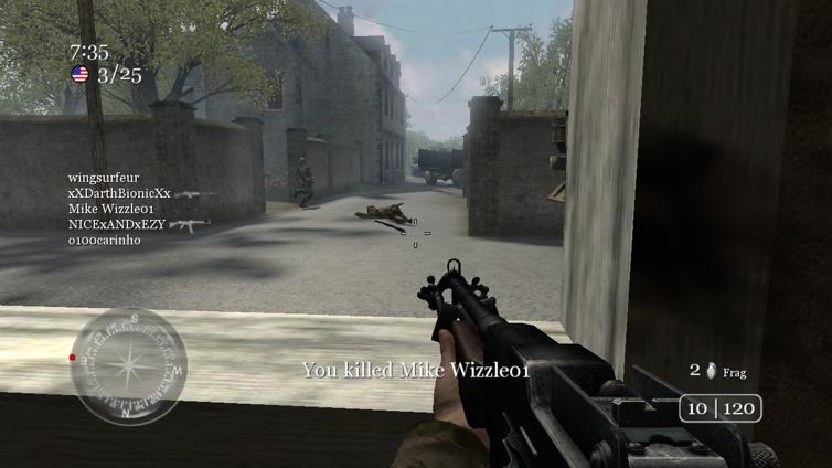 Call of Duty 2 Screenshot 3