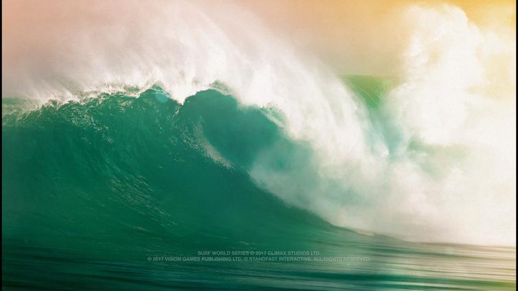 Surf World Series Screenshot 3