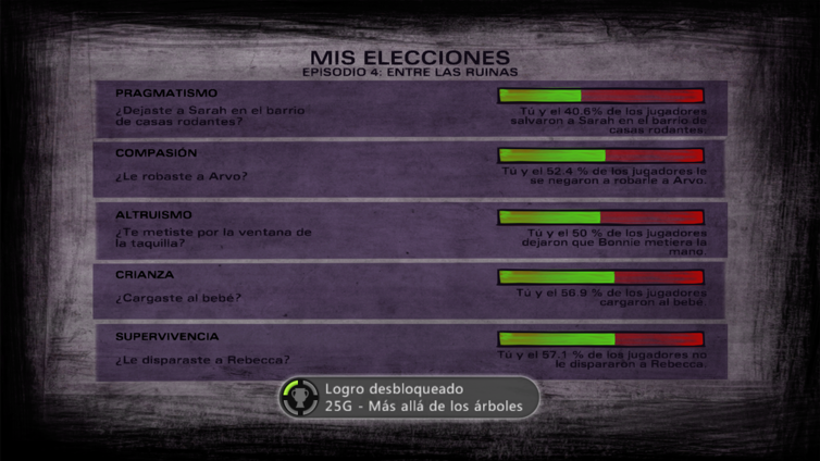 The Walking Dead: Season Two (Xbox 360) Screenshot 3